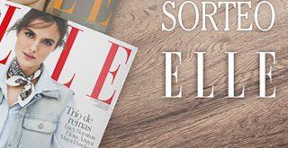 Sorteo 12 numeros revista Elle + Plancha Pelo