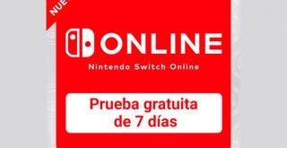 Prueba gratis Nintendo Switch Online